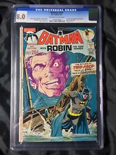 🔥Batman #234 CGC 1971 🔥 *1st Silver Age app Two Face 🔥 HTF