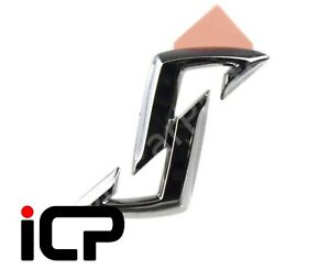Genuine Bonnet Emblem Badge Fits: Nissan Skyline R34 GTR V Spec NA Nur
