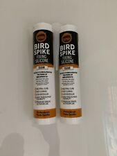BIRD SPIKE SILICONE X2