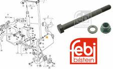 Front Suspension Arm Pinch Bolt - FEBI BILSTEIN 49701