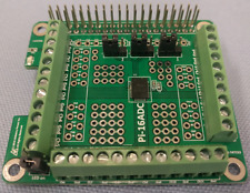 Pi-16ADC - 16 Channel, 16 bit Analog to Digital Converter (ADC) for Raspberry Pi