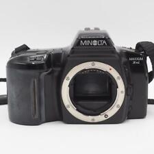 Minolta Maxxum 3Xi 35mm SLR Film Camera Body Only Vintage