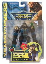 Transformers Beast Machines Optimus Primal Deluxe Heroic Maximal 1999 NEW Prime