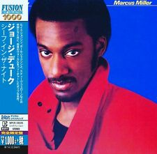 Marcus Miller - Suddenly | CD | Album | Reissue | Remastered |