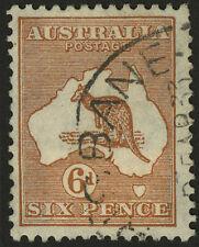 Australia   1931-36   Scott #121    USED
