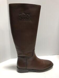 Coach, Fynn Leather Boot Womens Size 9 B