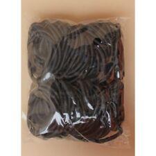 Pack of 100 Elastici per capelli coda di cavallo ELASTICI fiocchi per capelli