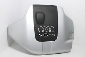 Audi A4 8E B6 Motorabdeckung Abdeckung Motor Blende 2.5 TDI V6 059103925F