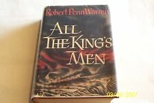 All the King's Men, by Robert Penn Warren, first edition, second printing,1946
