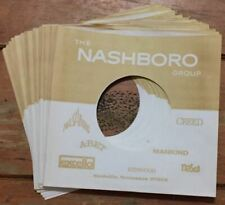 (15) Nashboro A-bet Excello Creed Company 45 RPM Sleeves Northern Soul R&B Funk