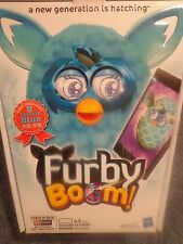 TOP TOY 2013 - FURBY BOOM FIGURE - Choice Award Favorite Blue Special Edition
