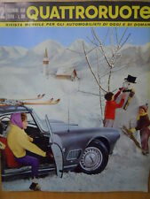 Quattroruote n°12 1959 - Speciale Salone di Torino  [Q79]
