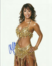 Hot SexyDancing With The Stars CHERYL BURKE  Signed 8x10