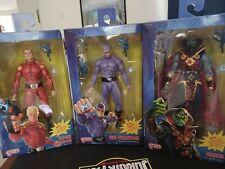 NECA Defenders Of The Earth SERIES 1 The Phantom Flash Gordon Ming