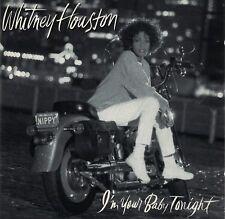 Whitney Houston - I'm Your Baby Tonight (CD)