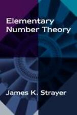 Elementary Number Theory by James K. Strayer, THIS IS A DUP. BUY THE $25 ONE.