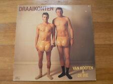 LP RECORD VINYL DRAAIKONTEN VAN KOOTEN & DE BIE SIMPLISTIES VERBOND
