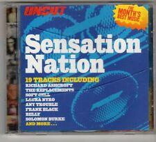 (GO995) Sensation Nation, 19 tracks various artists - 2002 - Uncut CD