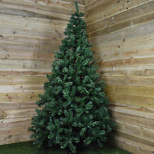 8ft (240cm) Imperial Pine Christmas Tree with 980 Tips in Green