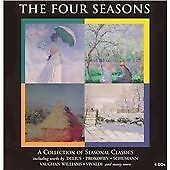 The Four Seasons - A Collection of Seasonal Classics, Various Artists, New,  Aud