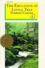The Education of Little Tree Forrest Carter Paperback