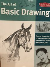 The Art of Basic Drawing By Walter Foster Animals