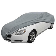BDK Max Armor Car Cover for Malibu - UV Proof, Water Repellent, Breathable