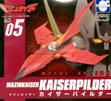 KAISER PILDER + HEAD Evolution Toy Metal Action No.05 Head Testa MAZINKAISER