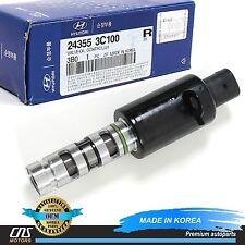 Genuine Oil Control Valve Left Fits Hyundai Kia 3.3L 3.8L 4.6L Oem 24355-3C100(Fits: Hyundai)