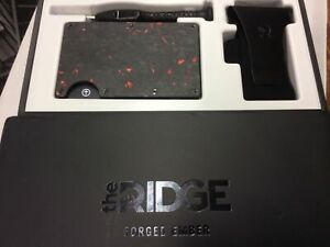 The Ridge Forged Ember Wallet
