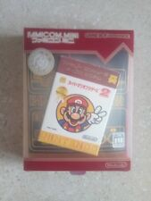 Super Mario Bros 2  Famicom Mini  Version JAP Nintendo GBA Game boy advance