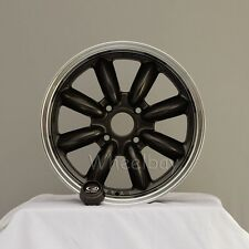 4 ROTA RB WHEELS 16X7 4X114.3 +4 ROYAL GUNMETAL DATSUN 240Z 280Z 260Z AE86