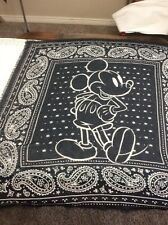 DISNEY X COACH Mickey Mouse Limited Edition SCARF, Sold Out!