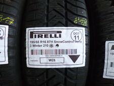 1x Winterreifen PIRELLI 195/55 R16 87H SnowControl Serie 3 Wi 210 DOT11 - 5mm