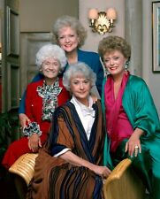 THE GOLDEN GIRLS - TV SHOW PHOTO #31 - CAST PHOTO