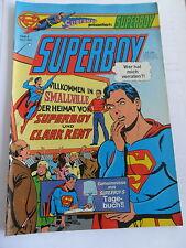 1x Comic - Superboy Heft Nr. 4 (1981)