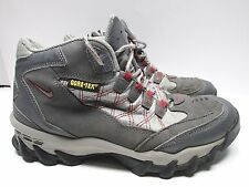 NIKE ACG Tengu Mid Gore-Tex Ankle Boots Gray  WOMENS 8 Hiking Trail