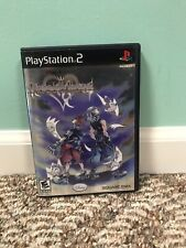 Kingdom Hearts Re:Chain of Memories (USA Sony PlayStation 2, PS2)