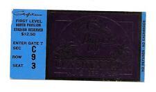 1989 Breeders Cup Ticket Stub Gulfstream Park