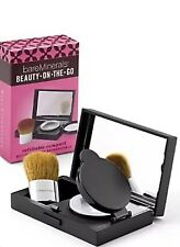 bareMinerals Beauty-On-The-Go Refillable Compact W/ Baby Buki Brush~ Retail $28