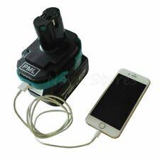 USB Adapter for Makita 18V 1820/30/40 Slide Battery Convert  to 1823 1834 1835