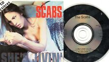 The Scabs	She's Jivin' 2-TRACK CARD SLEEVE	CD SINGLE	P 859 990-2	1993	France