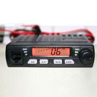 Mini Car Mobile Radio 10M Car Walkie Talkie AM/FM Amateur LCD Screen F30-5 SZtop