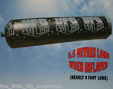 UFO Solar Balloon 2.5 Metres Long When Inflated - Suns Rays Power The Balloon