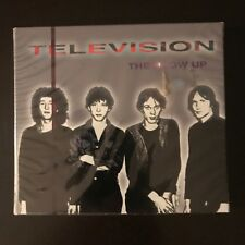 TELEVISION -  TOM VERLAINE - The Blow Up - (2) CD SEALED Roir 1991