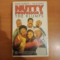 Nutty Professor 2 The Klumps VHS Ex Rental Video Ezy