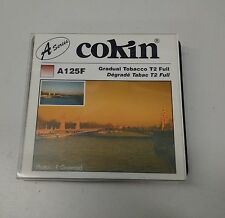 FILTRE COKIN A125F Degradé Tabac T2 Full Série A --  Effet: Gradual Tobacco T2