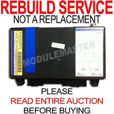 98 99 00 01 02 03 Jaguar XJR XJ8 XK8 Security Module LNG2600HB REBUILD REPAIR