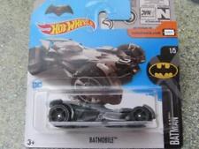 Coches, camiones y furgonetas de automodelismo y aeromodelismo color principal gris de Batman