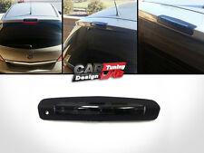 04-09 Opel Astra H 5D Rear Smoked Black Lens LED 3rd Third Brake Lights 7 LED's